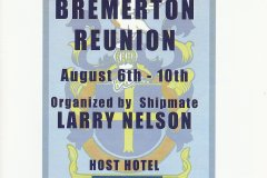 2012 Reunion in Bremerton, WA
